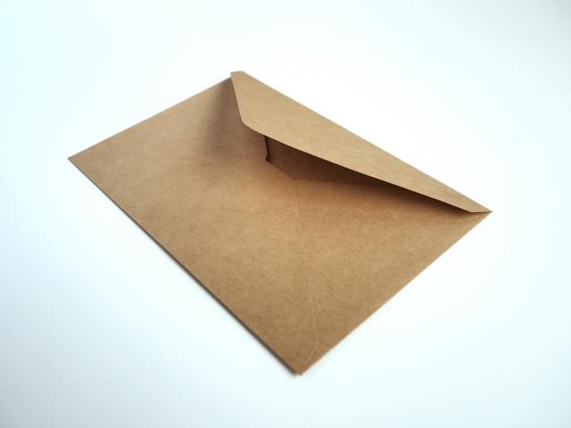 洋封筒の特徴について